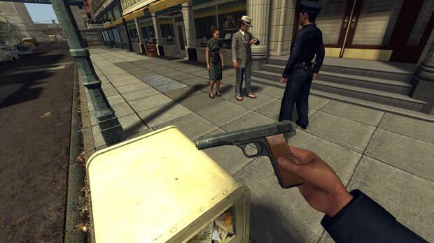 L.A. Noire: The VR Case Files Imagen 2