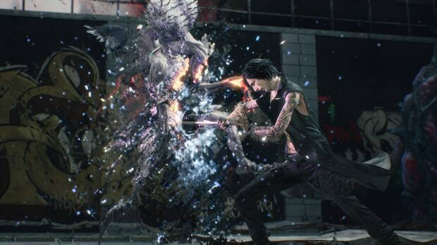 Devil May Cry 5 Imagen 1