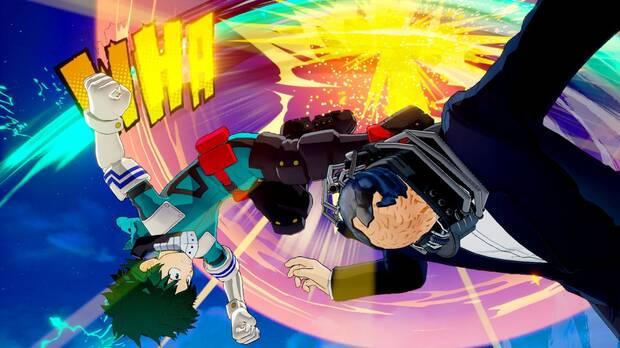 My Hero One's Justice Imagen 1