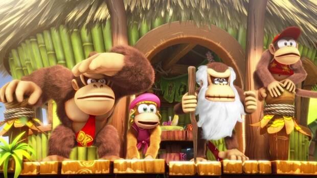 El nuevo Donkey Kong est