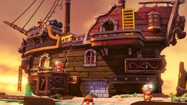 Captain Toad: Treasure Tracker Imagen 1