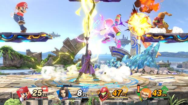 Super Smash Bros. Ultimate Imagen 1