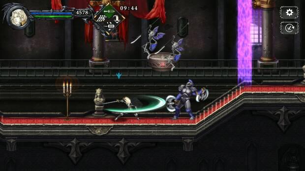Castlevania Grimoire of Souls fecha de lanzamiento