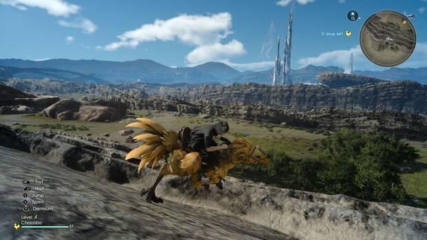 Square Enix habla de las mejoras de Final Fantasy XV en Xbox One X Imagen 2