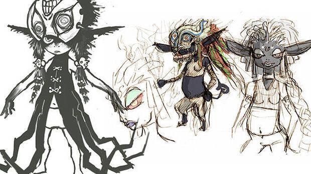 Midna no iba a aparecer originalmente en Zelda: Twilight Princess Imagen 3