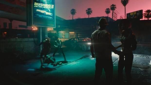 E3 2018: Comparan los artes de Cyberpunk 2077 con el tráiler del juego Imagen 2