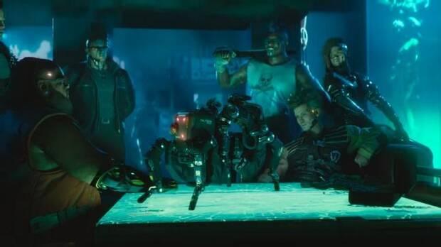 E3 2018: Comparan los artes de Cyberpunk 2077 con el tráiler del juego Imagen 4