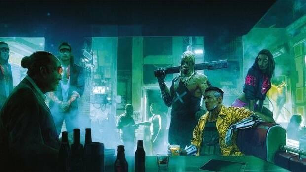 E3 2018: Comparan los artes de Cyberpunk 2077 con el tráiler del juego Imagen 5