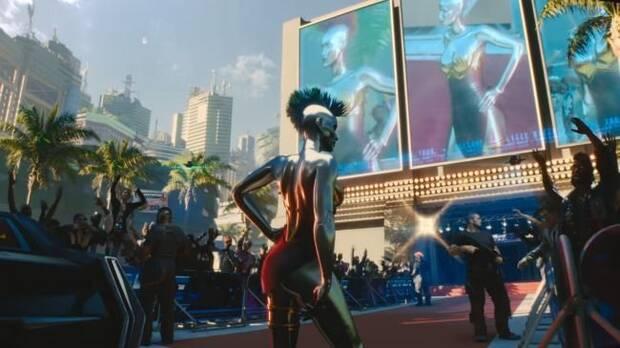 E3 2018: Comparan los artes de Cyberpunk 2077 con el tráiler del juego Imagen 6