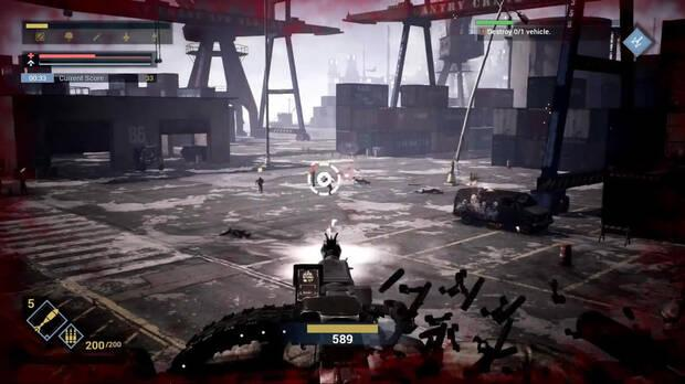 Heavy Fire: Red Shadow, un shooter en 360º, llegará este otoño Imagen 2