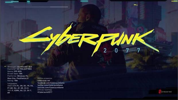 E3 2018: Cyberpunk 2077 tendrá voces en español Imagen 2