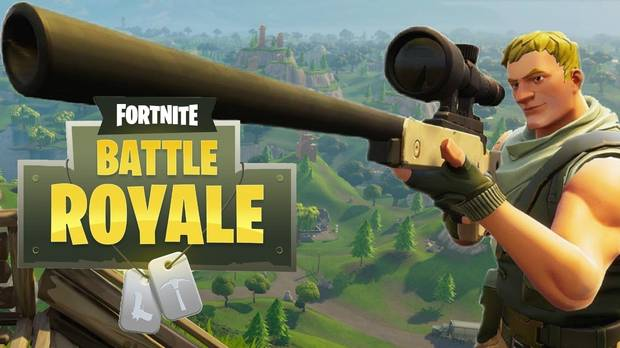 Fusiles de tirador Fortnite Battle royale