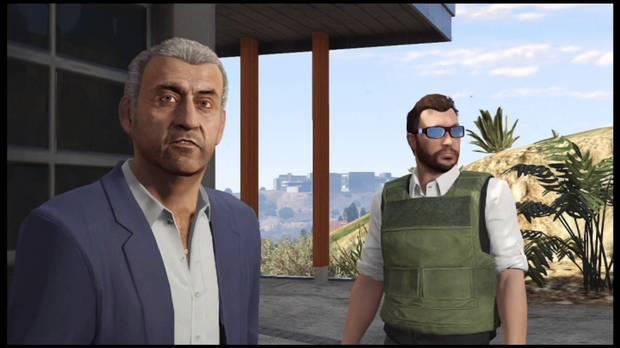 Martin Madrazo GTA online.