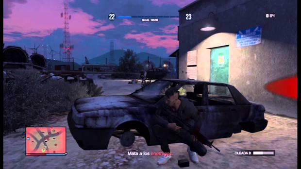 Dinero en misiones de supervivencia GTA online