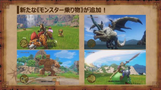 E3 2019: Dragon Quest XI S detalla sus mejoras y su DLC Voice Drama Imagen 2
