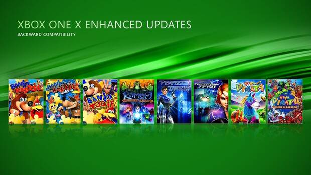 Así lucen los clásicos Perfect Dark y Banjo-Kazooie a 4K en Xbox One X Imagen 2