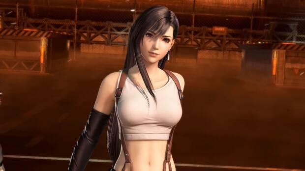 Tifa Lockhart se sumará a Dissidia Final Fantasy NT como personaje descargable Imagen 2