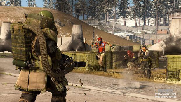 Call of Duty: Warzone permitirá partidas de hasta 200 jugadores a partir de mañana Imagen 2
