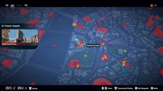 Captura de Watch Dogs: Legion of the Dead, el modo zombis de Ubisoft.