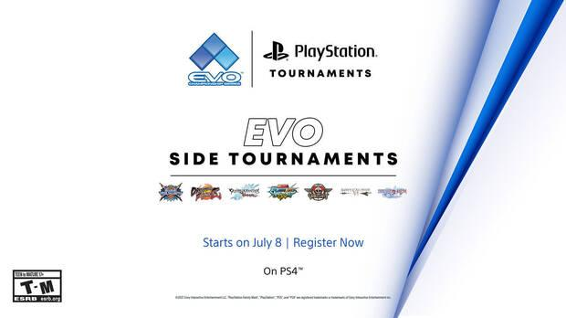 Evo 2021 Online Side Tournament