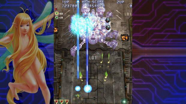 Captura de Raiden IV x MIKADO Remix.