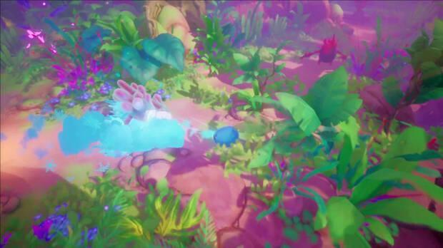 Captura de Slime Heroes.
