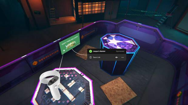Oculus Quest: Games and apps get started