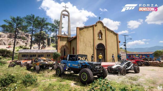 Forza Horizon 5 details its Expeditions, Horizon Open and Horizon Arcade