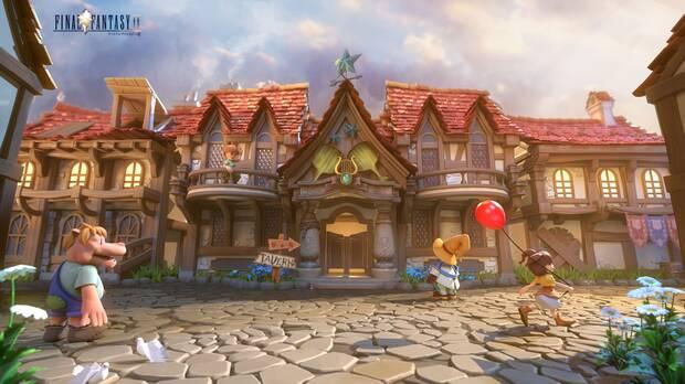 New image of Final Fantasy IX: Memoria Project.