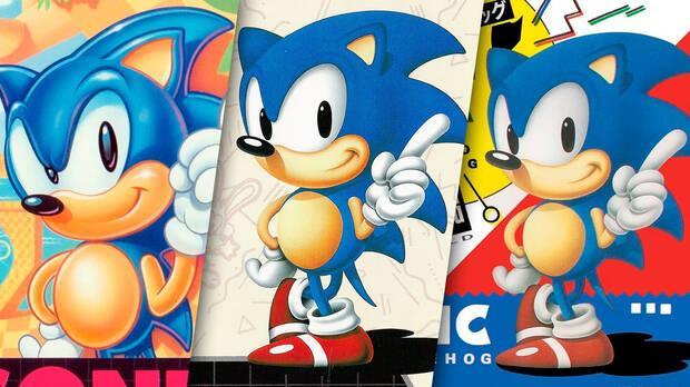Sonic the Hedgehog cumple 30 a