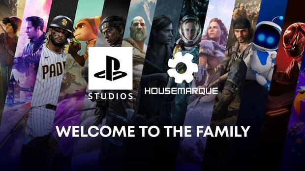 Housemarque purchased by PlayStation