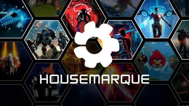 Housemarque comprados por PlayStation
