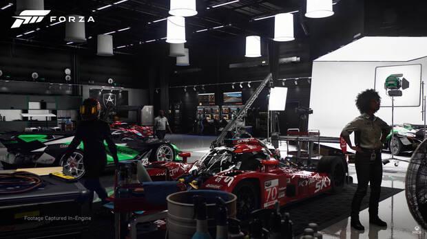 New Forza Motorsport