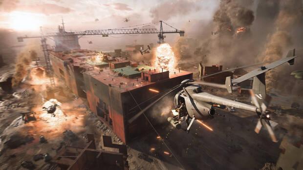 Battlefield 2042 announcement