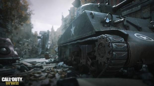 Image from Call of Duty WWII, the