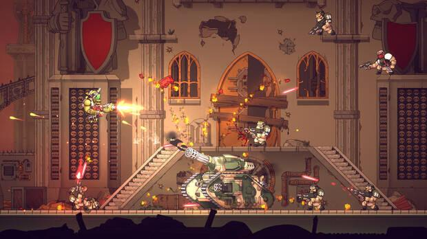 Announced Warhammer 40,000: Shootas, Blood & Teef, an action game