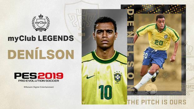 Pro Evolution Soccer 2019 Imagen 1