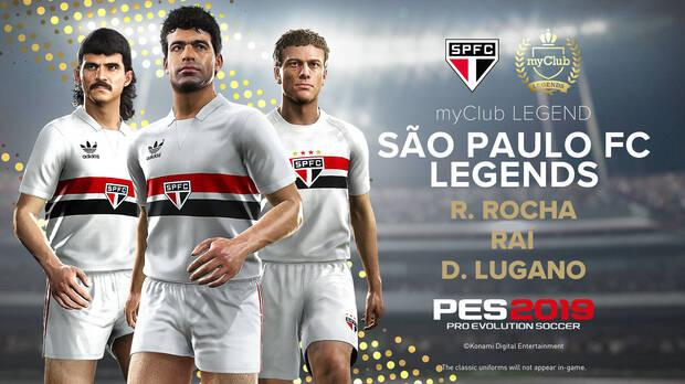 Pro Evolution Soccer 2019 Imagen 2