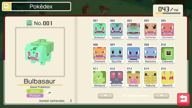 Pokémon Quest Imagen 1