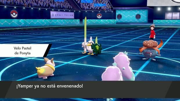 Pokémon Espada y Escudo Imagen 1