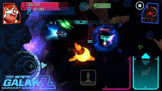 Galak-Z: Variant Mobile Imagen 1