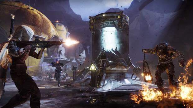 Destiny 2: Los Renegados Imagen 1