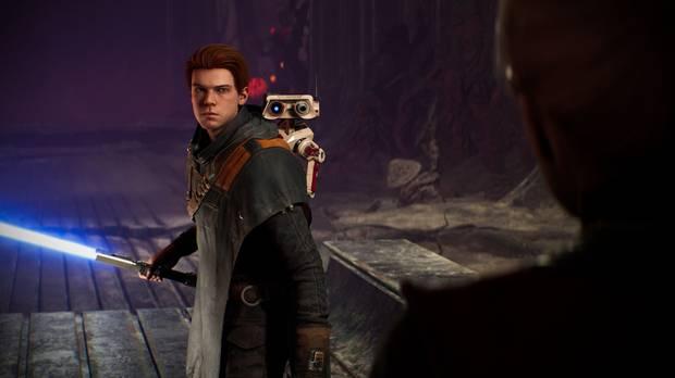 Captura de Star Wars Jedi: Fallen Order.