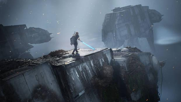 Captura de Star Wars: Jedi Fallen Order.
