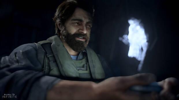 Captura de Halo Infinite.