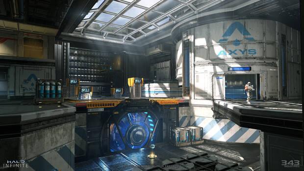 Halo Infinite multiplayer map