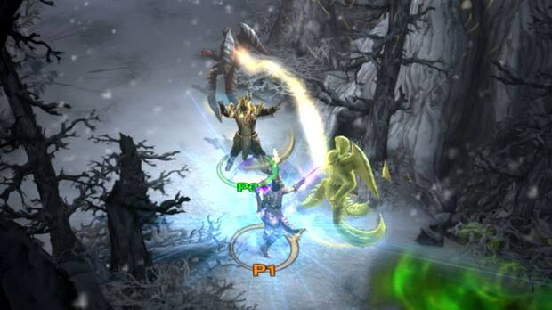 Diablo III: Eternal Collection, el primer juego de Blizzard para Nintendo Switch