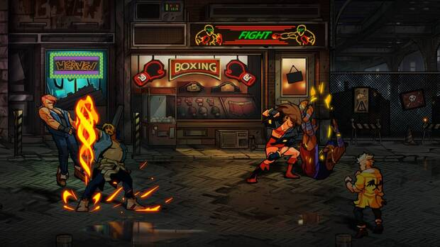 Streets of Rage 4 Imagen 1