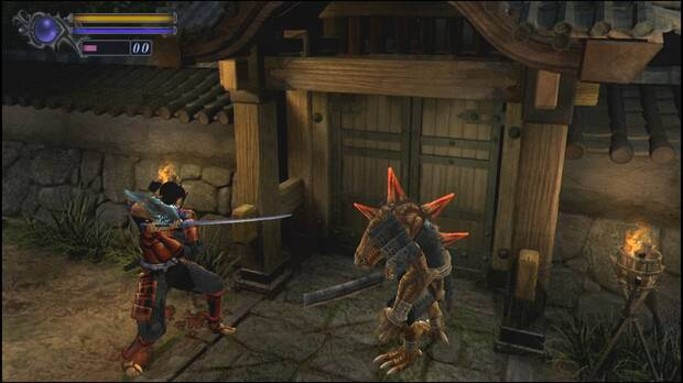 Onimusha: Warlords Imagen 1