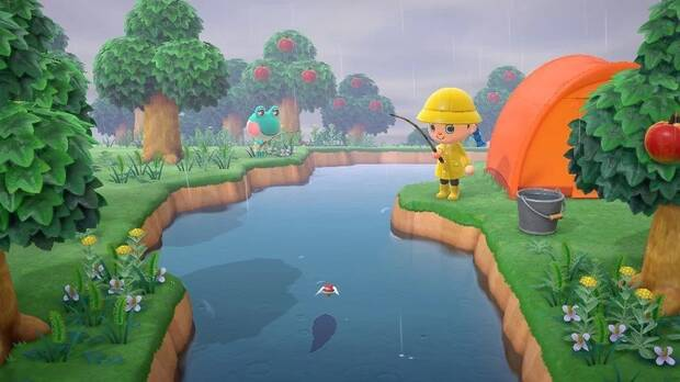Animal Crossing: New Horizons Imagen 3
